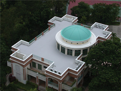 Flat Roof Waterproofing Coating