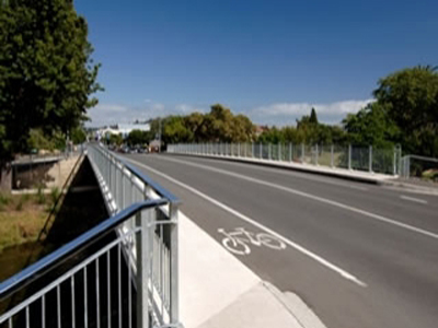 Asphalt Paved Bridges Waterproofing