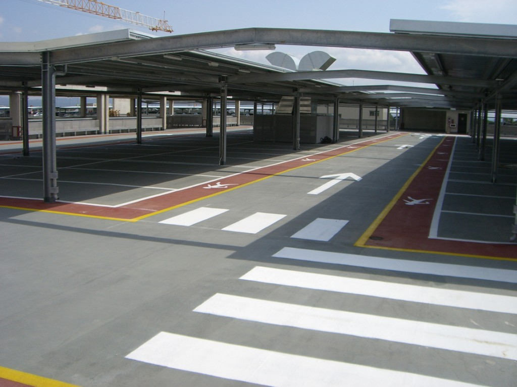 Car Park Protection Amp Waterproofing Maris Polymers