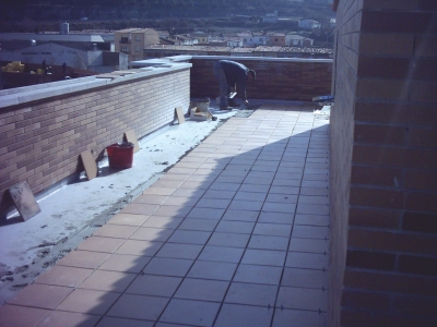 Attractive Under Tile Balcony Terrace Waterproofing2