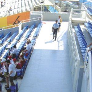 Athens 2004 Olympic Games Venue : Baseball Stadium in Athens Greece