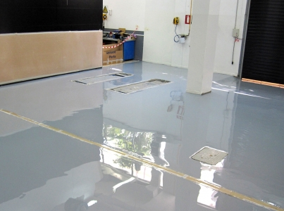 Self Levelling Warehouse Flooring Systems Maris Polymers