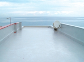 Chile Flat Roof