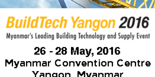 Build Tech Yangon 2016