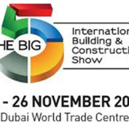 VISIT US AT THE BIG 5 EXHIBITION IN DUBAI